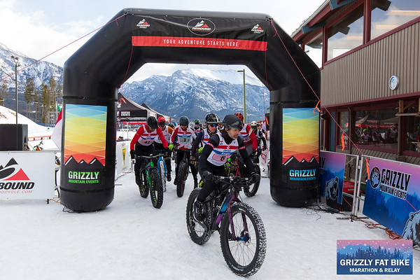 2020 Grizzly Fat Bike Marathon and Rely