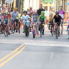 Many kids participated in the kids race at the Longsjo Classic in Worcester on Saturday.  SENTINEL & ENTERPRISE/JOHN LOVE