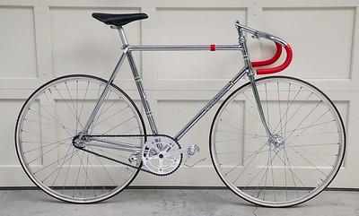 1963-64 Pogliaghi Chrome Pista # 7405