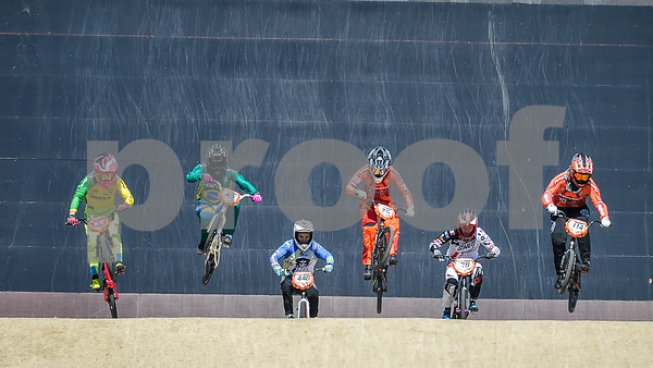 08-05-2016: Wielrennen: UCI BMX Supercross World Cup: Papendal    Copyright Orange Pictures / Andy Astfalck