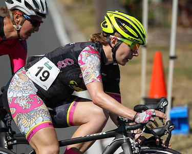 Natalie Langer - 2014 SUBARU Australian Open Criterium - Women - Cycling - 2014 Super Saturday at the Noosa Triathlon Multi Sport Festival, Noosa Heads, Sunshine Coast, Queensland, Australia. Camera 2. Photos by Des Thureson - http://disci.smugmug.com - Camera 2.