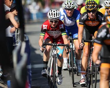 Ruth Corset - 2014 SUBARU Australian Open Criterium - Women - Cycling - 2014 Super Saturday at the Noosa Triathlon Multi Sport Festival, Noosa Heads, Sunshine Coast, Queensland, Australia. Camera 1. Photos by Des Thureson - http://disci.smugmug.com - Camera 1.