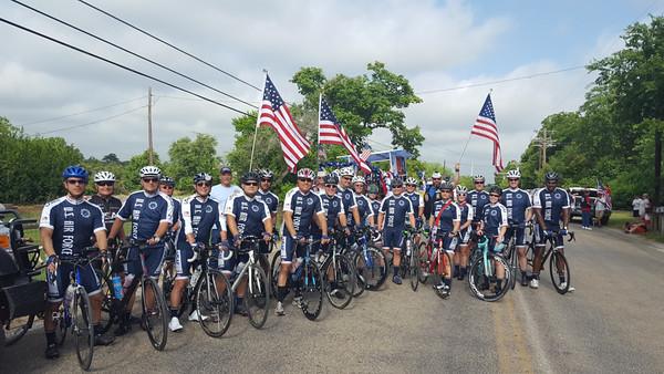 Comfort Texas July 4th Parade