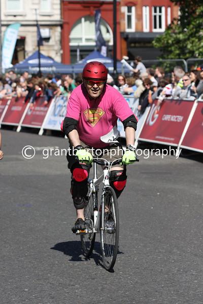 LCC Urban Cyclecross Race Smithfield Market, London UK. 8th June 2013.