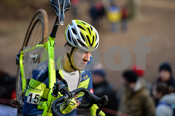 U23 CycloCross Dutch National Champion held in Hellendoorn, the Netherlands on the 10th of January 2016