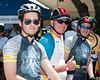 """10x8 - Queensland Ride Relief, led by Lance Armstrong, Robbie McEwen & Allan Davis; Brisbane, Queensland, Australia; Monday 24 January 2011. Photos by Des Thureson - <a href=""""http://disci.smugmug.com"""">http://disci.smugmug.com</a>. Alt Processing: Dave Hill Temp."""