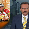 Video: Channel 7 Nightly News report on Ride Relief, including Lance Armstrong, Reporter Ben Davis, Robbie McEwen, Allan Davis, Rod Young,  Daniel Macpherson, Anna Bligh, Scott Whitehead and James Forbes.