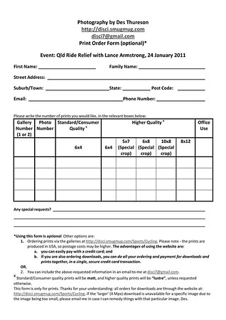 """The full size versions of the forms are here: <a href=""""http://disci.smugmug.com/Sports/Cycling/Print-Order-Price-Forms-Ride/15638734_QvhcD"""">http://disci.smugmug.com/Sports/Cycling/Print-Order-Price-Forms-Ride/15638734_QvhcD</a>. Please note that prints can be ordered directly from Smugmug within this gallery. The order form is only for people who would prefer to order locally-produced prints."""