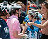 "Queensland Premier Anna Bligh interviewed by Channel 9 - Queensland Ride Relief, led by Lance Armstrong, Robbie McEwen & Allan Davis; Brisbane, Queensland, Australia; Monday 24 January 2011. Photos by Des Thureson - <a href=""http://disci.smugmug.com"">http://disci.smugmug.com</a>"