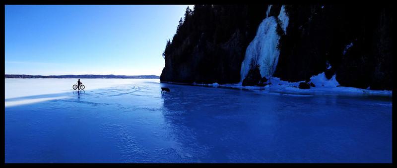 9Zero7 on Ice...