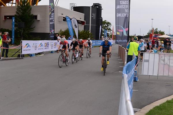"""Gold Coast Festival of Cycling; Carrara, Gold Coast, Queensland, Australia; 28 September 2013. Camera 1. Photos by Des Thureson - <a href=""""http://disci.smugmug.com"""">http://disci.smugmug.com</a>.   -  UN-Edited Image only."""