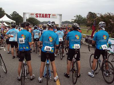 Windows 7 Biking Team