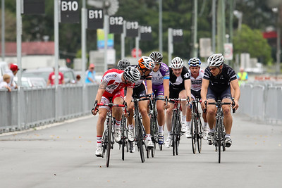 Criterium, Elite Men A - Gold Coast Festival of Cycling; Carrara, Gold Coast, Queensland, Australia; 28 September 2013. Camera 2. Photos by Des Thureson - http://disci.smugmug.com. Matt King