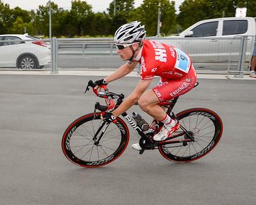 Criterium, Elite Men A - Gold Coast Festival of Cycling; Carrara, Gold Coast, Queensland, Australia; 28 September 2013. Camera 1. Photos by Des Thureson - http://disci.smugmug.com. Matt King