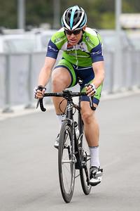 Criterium, Elite Men A - Gold Coast Festival of Cycling; Carrara, Gold Coast, Queensland, Australia; 28 September 2013. Camera 2. Photos by Des Thureson - http://disci.smugmug.com.