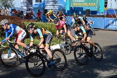Subaru Mooloolaba Criterium - 2015 Mooloolaba Triathlon Multi Sport Festival, Sunshine Coast, Qld, AUS; Saturday 14 March 2015. Photos by Des Thureson - http://disci.smugmug.com. Camera 1.