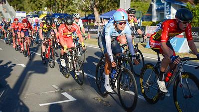 2015 Noosa Australian Open Criterium, Cycling, Men - 2015 Super Saturday at the Noosa Triathlon Multi Sport Festival, Noosa Heads, Sunshine Coast, Queensland, Australia. Camera 1. Photos by Des Thureson - http://disci.smugmug.com