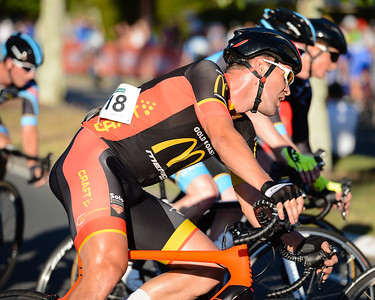 SUBARU Australian Open Criterium - Men - Cycling - Super Saturday at the Noosa Triathlon Multi Sport Festival, Noosa Heads, Sunshine Coast, Queensland, Australia. Saturday 29 October 2016. - Camera 2