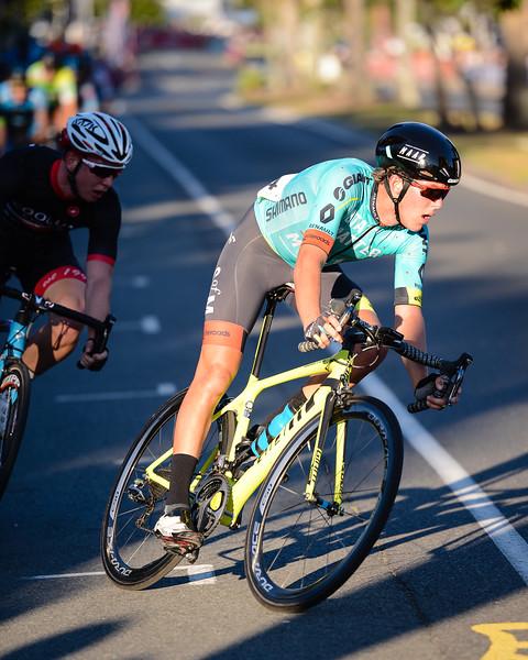SUBARU Australian Open Criterium - Men - Cycling - Super Saturday at the Noosa Triathlon Multi Sport Festival, Noosa Heads, Sunshine Coast, Queensland, Australia. Saturday 29 October 2016. - Camera 2