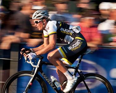 Matthew Wood - Subaru Noosa Men's Cycling Grand Prix Criterium - 2011 Super Saturday at the Noosa Triathlon Multi Sport Festival, Noosa Heads, Sunshine Coast, Queensland, Australia; 29 October 2011.