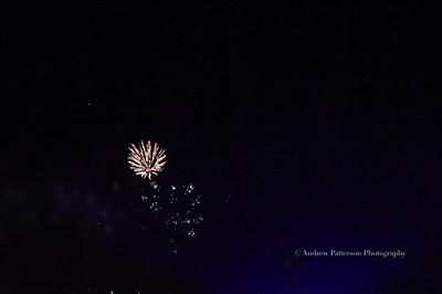 RAGBRAI 2016 (Fireworks)