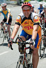 "Approaching the finish - Queensland Ride Relief, led by Lance Armstrong, Robbie McEwen & Allan Davis; Brisbane, Queensland, Australia; Monday 24 January 2011. Photos by Des Thureson - <a href=""http://disci.smugmug.com"">http://disci.smugmug.com</a>"