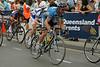 Matt White, Jonathan Coulter, Cameron Rogers - South Bank Grand Prix Cycling Criterium, 3-12-2006