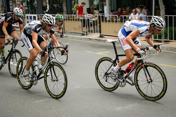 2006 South Bank Grand Prix Cycling Criterium, South Brisbane, Brisbane, Queensland, Australia; 3 December. Photos by Des Thureson - http://disci.smugmug.com