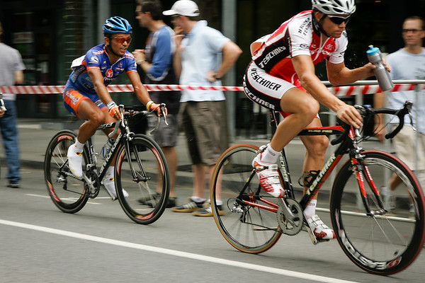 2006 South Bank Grand Prix Cycling Criterium, South Brisbane, Brisbane, Queensland, Australia; 3 December. Photos by Des Thureson - http://disci.smugmug.com