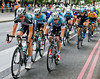 Omega Pharma Quick-Step get into position on the final lap