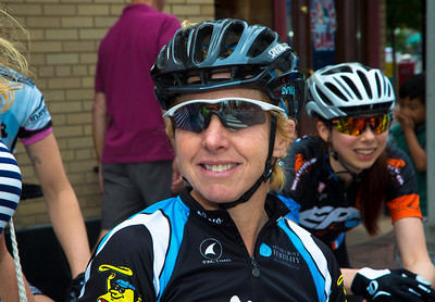 Laura Van Gilder is likely the most successful US female cyclist of all time, this day finishing in 3rd place.