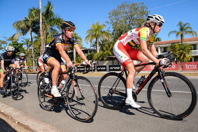 Rochelle Gilmore - Subaru Women's Australian Open Criterium (Cycling) - 2013 Super Saturday at the Noosa Triathlon Multi Sport Festival, Noosa Heads, Sunshine Coast, Queensland, Australia. Camera 1. Photos by Des Thureson - http://disci.smugmug.com