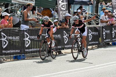 Noosa Women's Cycling Grand Prix - Noosa Triathlon Multi Sport Festival - Sunshine Coast, Queensland, Australia. Saturday 30 October 2010.