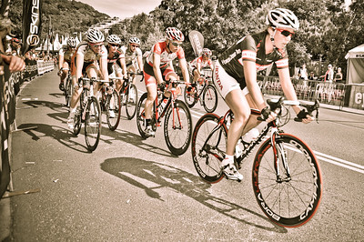 Noosa Women's Cycling Grand Prix - Noosa Triathlon Multi Sport Festival - Sunshine Coast, Queensland, Australia. Saturday 30 October 2010.  (Matt's 300 Look - Strong.)