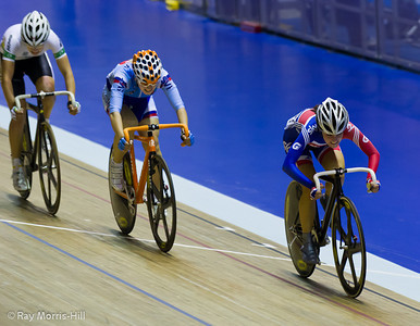 World Track Cup Cycling Manchester 2011