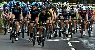 Tour of Britain 2012, last leg.