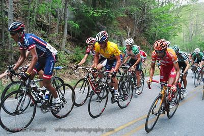 67 Lance, Bobby, & Grajales (Stage Winner)