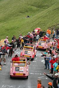Tour de France 2008, col du Tourmalet