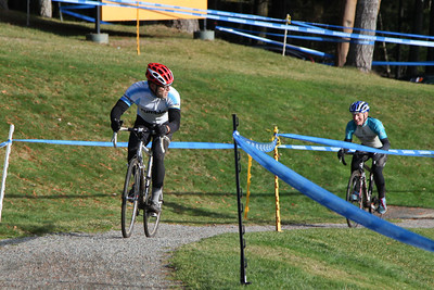 Finish - Beginners, Shawnigan CX