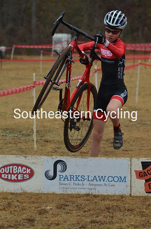 2017 Athens CX #1 Juniors