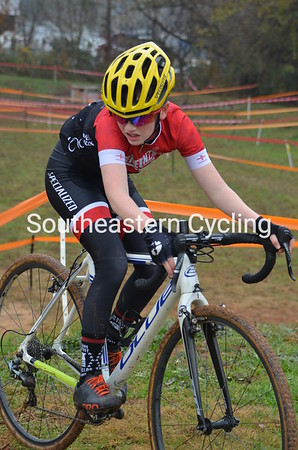 2017 Athens CX #2 Juniors