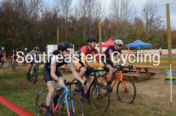 2017 Athens CX #2 Women CX4/5, CX5