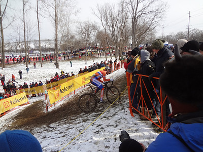 Cyclocross Worlds Louisville 2013