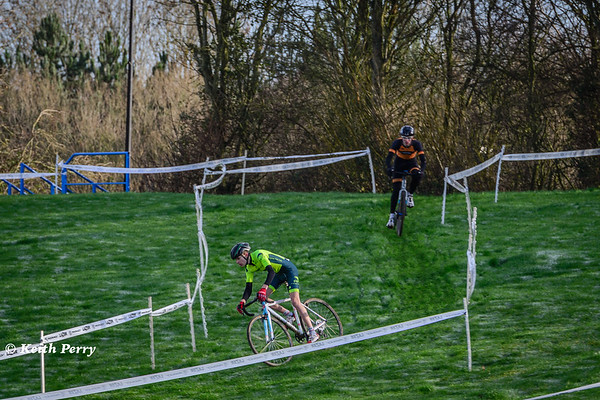 CXL13 De Velo Youth & Novice
