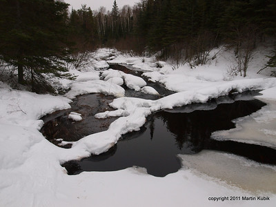 Beaver dam by itself.   Join us on your next adventure?  http://www.meetup.com/Friends-of-BWCA-Trails