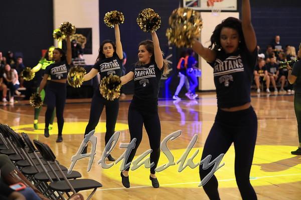 UNCG DANCE BASKETBALL MADNESS 10-20-16