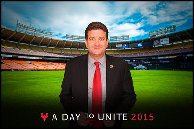 Dave Johnson, D.C. United Play-by-Play Announcer