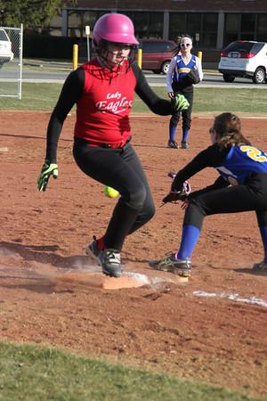 DCS Softball April 4, 2013