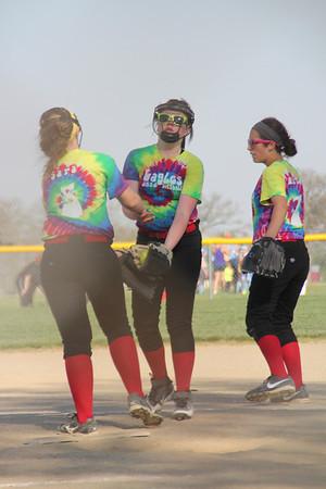 DCS Softball May 8, 2014