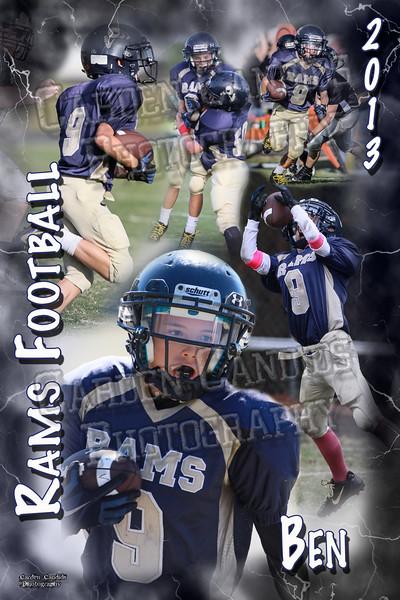 Ben Crenshaw 20x30 Poster-2